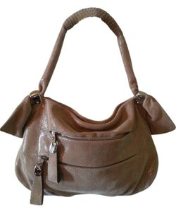 B. Makowsky Tote in TAUPE