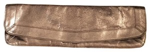 French Connection Bronze Clutch