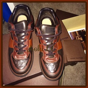 Louis Vuitton Brown / Caramel / Chocolate Athletic