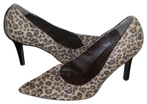 Colin Stuart Victoria Secret Leopard Pumps