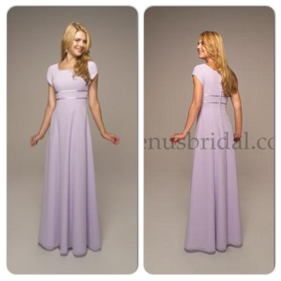 Venus Bridal Lilac D930 Dress