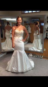 Casablanca Couture C Wedding Dress