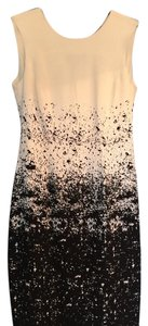 Jason Wu Nori Size 6 Fall 2010 Splatter Dress