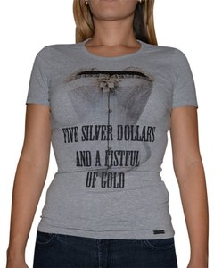 John Galliano T Shirt Grey