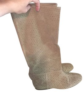 Carturochiang Taupe Boots