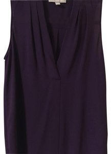 Banana Republic Top Eggplant