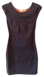 Pins and Needles short dress Navy on Tradesy