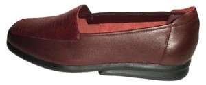 Liz Claiborne Loafer Red Flats