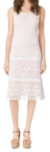 MICHAEL Michael Kors short dress White on Tradesy