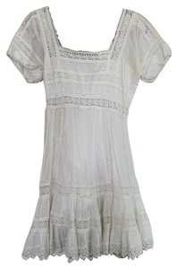 Victoria's Secret short dress White on Tradesy