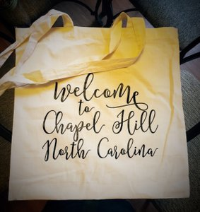 Wedding Guest Welcome Or Favor Bags