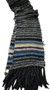 Free People Free People Multicolored Knit Scarf