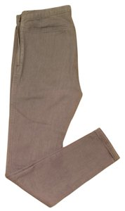 Club Monaco Style Skinnypants Fitted Designer Skinny Jeans-Light Wash