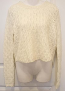 0efeb4741d Urban Outfitters Warm Natural Hipster Chic Hip Trendy Fun Flirty Beige  Sweater