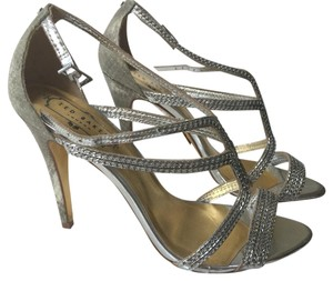 Ted Baker Silver Sandals
