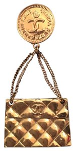 Chanel Chanel Classic Flap Purse Pin