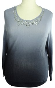 INC International Concepts Plus Size Fashions Angora Sweater