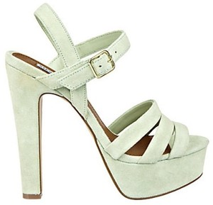 Steve Madden mint green Sandals