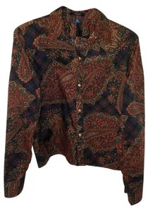 Chaps Top Multi-color