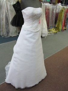 159 Private Collection Wedding Dress