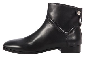 Hermès New Hr.k0413.10 Leather Boots