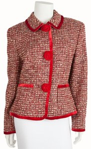 Escada Red Jacket