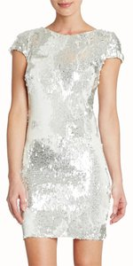 Dress the Population Mirrored Sequin Dress