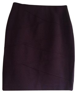 Alfani Nwt Mini Skirt deep purple