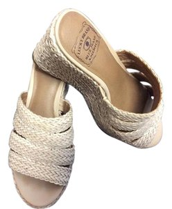 Lucky Brand Nuede Wedges