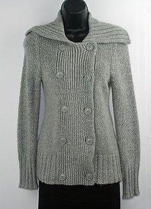Gap Double Breasted Sweater