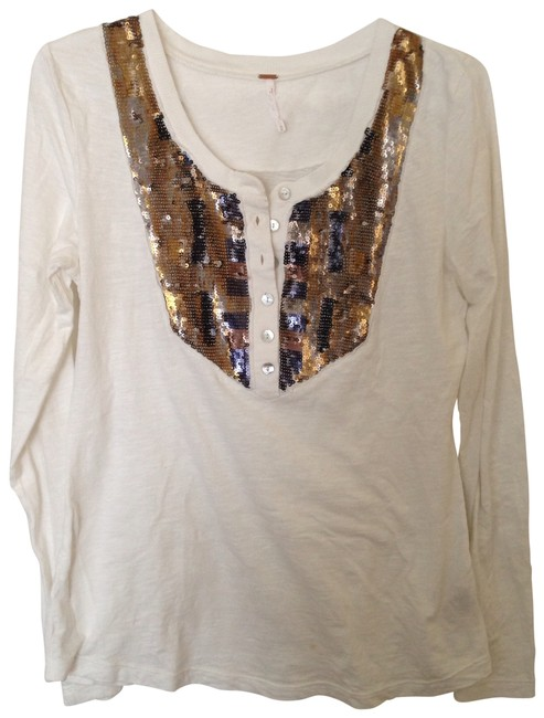 Preload https://item4.tradesy.com/images/free-people-white-tee-shirt-size-8-m-157923-0-0.jpg?width=400&height=650
