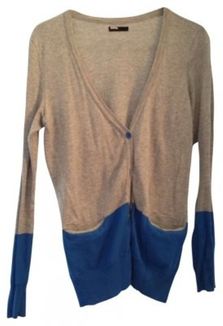 Preload https://item5.tradesy.com/images/bdg-grey-and-blue-color-blocking-cardi-cardigan-size-8-m-157924-0-0.jpg?width=400&height=650