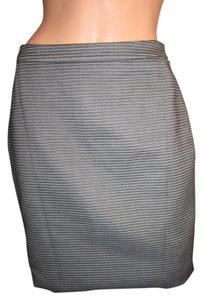 Akris Punto Skirt Dark Gray