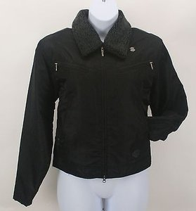 Harley Davidson Black Motorcycle Jacket