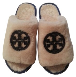 Tory Burch Slippers Off White Sandals