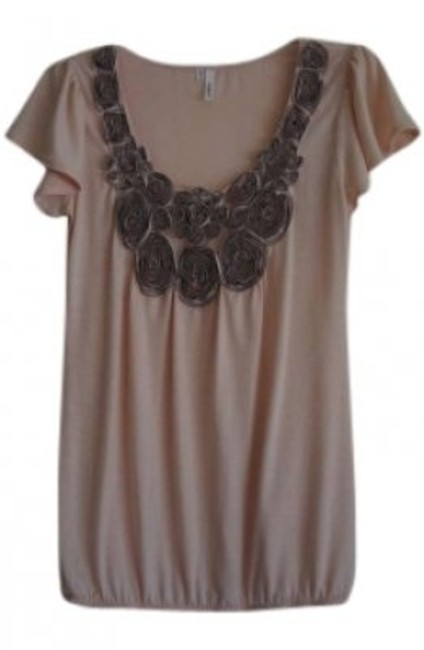 Preload https://item3.tradesy.com/images/studio-y-pink-blouse-size-4-s-157932-0-0.jpg?width=400&height=650
