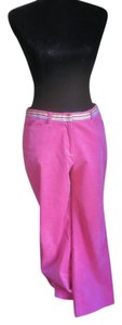 Lilly Pulitzer Corduroy Straight Pants pink