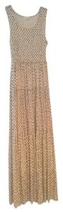 Maxi Dress by Anthropologie Maxi Polka Dot Lace