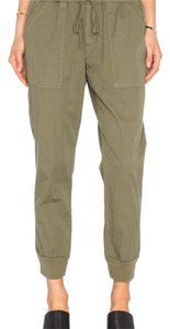 Velvet by Graham & Spencer Cargo Pants Green