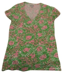 Lilly Pulitzer T Shirt Green