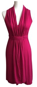 Splendid short dress Raspberry on Tradesy