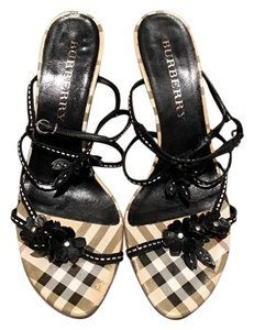 Burberry Sandals Spring Summer Nova check Pumps