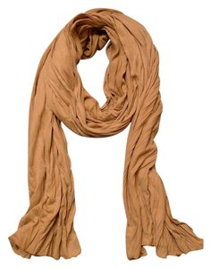 Love Culture Love Culture Dark Mustard Yellow Scarf