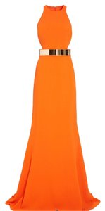 Orange Maxi Dress by Stella McCartney