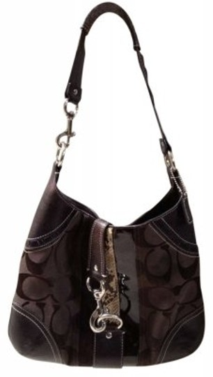 Preload https://item3.tradesy.com/images/coach-e06k-10260-brown-fabric-leather-hobo-bag-157967-0-0.jpg?width=440&height=440