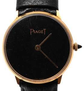 Piaget * Vintage Piaget 18kt Electro Plated Watch