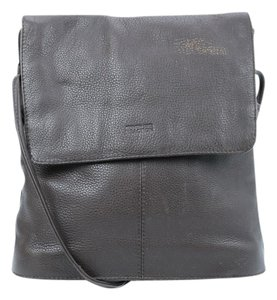 Kenneth Cole Reaction Crossbody Leather Hobo Bag