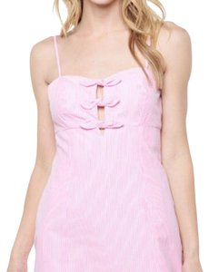 Lilly Pulitzer short dress Palm Beach Pink on Tradesy