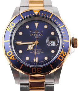 Invicta Invicta Professional Two Tone Watch - 40mm