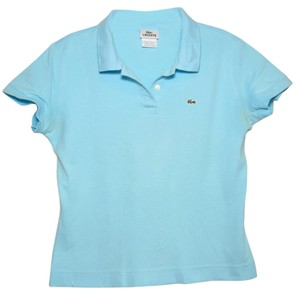 Lacoste Polo Top Blue